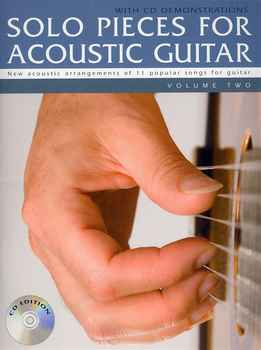 Mark Currey - Solo Pieces For Acoustic Guitar - Two Volumes
