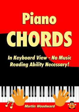 Martin Woodward - Piano Chords