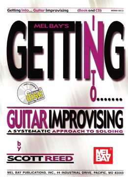 Scott Reed – Getting Into Guitar Improvising