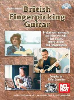 Stefan Grossman's Guitar Workshop - British Fingerpicking Guitar