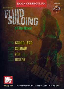 Tim Quinn - Fluid Soloing Book 3 - Chord-Lead Soloing For Guitar