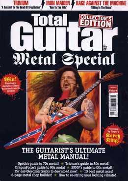 Total Guitar - Metal Special