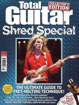 Total Guitar - Shred Special