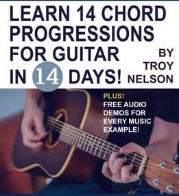 Troy Nelson - Learn 14 Chord Progressions In 14 Days!