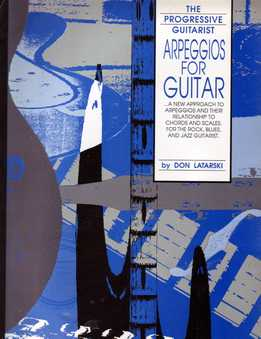 Don Latarski - Arpeggios For Guitar