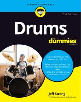 Jeff Strong - Drums For Dummies