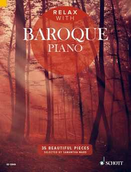 Samantha Ward – Relax With Baroque Piano – 35 Beautiful Pieces