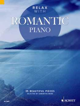 Samantha Ward – Relax With Romantic Piano - 35 Beautiful Pieces