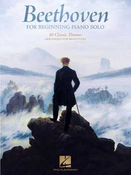 Beethoven For Beginning - Piano Solo