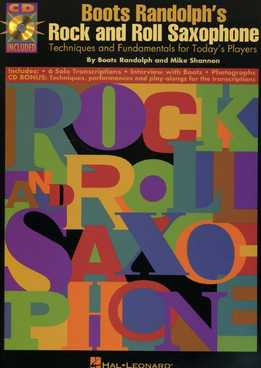 Boots Randolph & Mike Shannon - Rock & Roll Saxophone