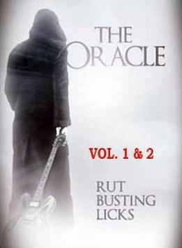 Guthrie Govan - The Oracle Vol. 1&2