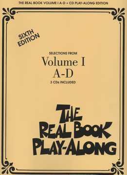 Hal Leonard's Real Book Vol. 1 Playalongs (CD 03-12)