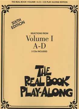 Hal Leonard's Real Book Vol. 1. Playalongs (CD 01-12)