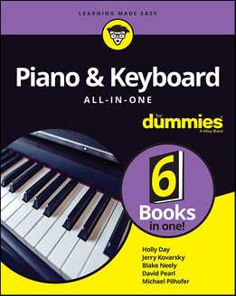 Holly Day - Piano & Keyboard - All-in-One For Dummies