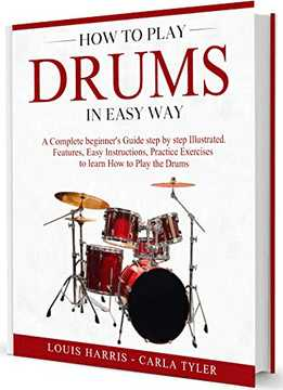 Louis Harris & Carla Tyler - How To Play Drums In Easy Way