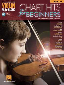 Violin Play-Along - Chart Hits For Beginners