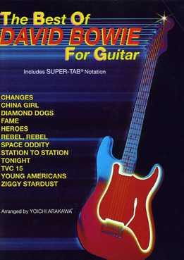 Yoichi Arakawa - The Best Of David Bowie For Guitar