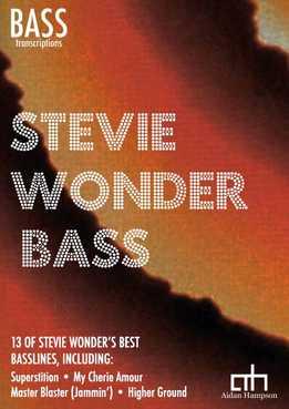 Aidan Hampson - Stevie Wonder Bass