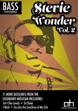 Aidan Hampson - Stevie Wonder Vol. 2 (Bass)