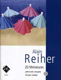 Alain Reiher - 20 Miniatures