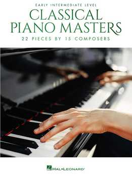Classical Piano Masters - Early Intermediate Level