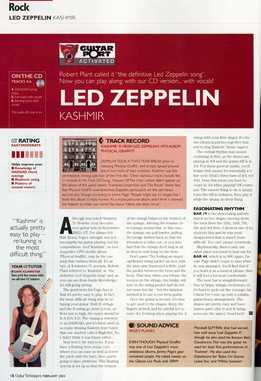 Dave Kilminster - Led Zeppelin - Kashmir