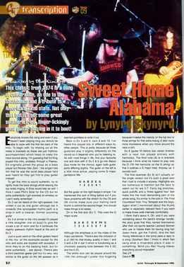 Dave Kilminster - Lynyrd Skynyrd - Sweet Home Alabama