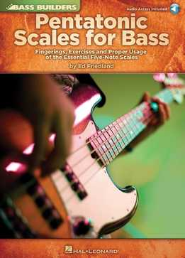 Ed Friedland - Pentatonic Scales For Bass