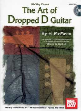 El McMeen - The Art Of Dropped D Guitar
