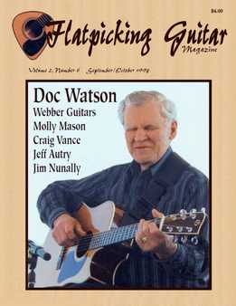 Flatpicking Guitar Magazine Vol. 2, Number 6