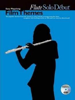 Flute Solo Debute - Film Themes