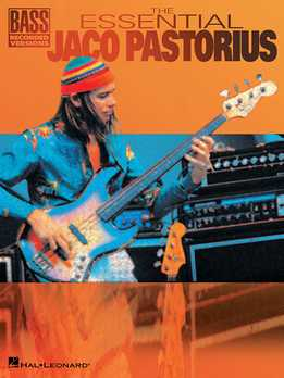 Jaco Pastorius - The Essential Jaco Pastorius