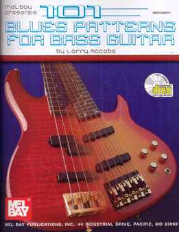 Larry McCabe - 101 Blues Patterns For Bass Guitar