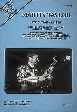 Martin Taylor - Jazz Guitar Artistry Vol. 1