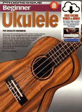 Peter Gelling - Progressive Beginner Ukulele