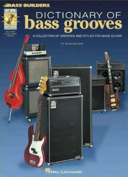 Sean Malone - Dictionary Of Bass Grooves