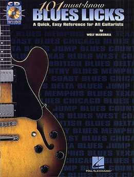 Wolf Marshall – 101 Must-Know Blues Licks