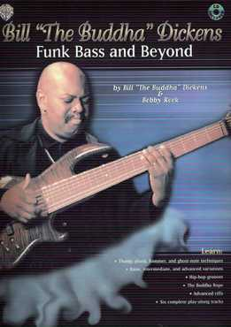 Bill Dickens - Funk Bass And Beyond