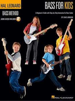 Chad Johnson - Bass For Kids