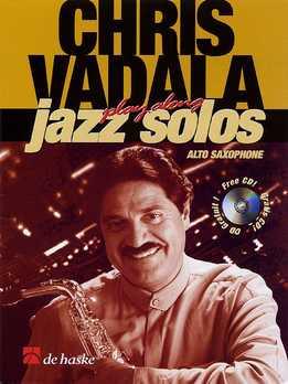 Chris Vadala - Play Along Jazz Solos (Eb)