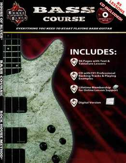 John McCarthy - Bass Course - The Rock House Method