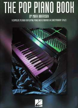 Mark Harrison - The Pop Piano Book