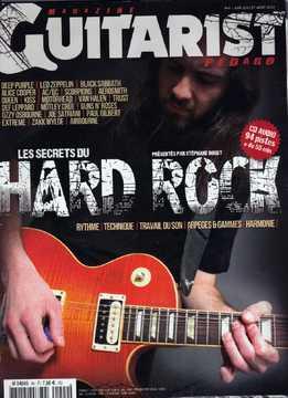Stephane Boget - Les Secrets Du Hard Rock
