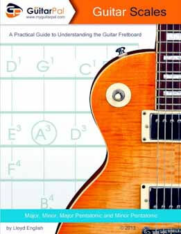 Lloyd English - Guitar Scales - A Practical Guide To Understanding The Guitar Fretboard