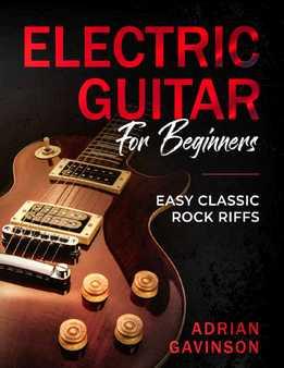 Adrian Gavinson - Easy Classic Rock Riffs