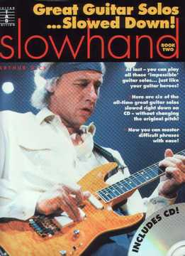 Arthur Dick - Great Guitar Solos... Sloved Down! Book 2