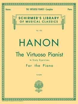 C. L. Hanon - The Virtuoso Pianist In 60 Exercises