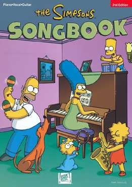 Danny Elfman – The Simpsons Songbook