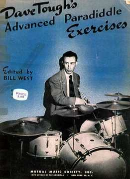 Dave Tough – Advanced Paradiddle Exercises