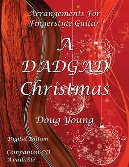 Doug Young - A DADGAD Christmas